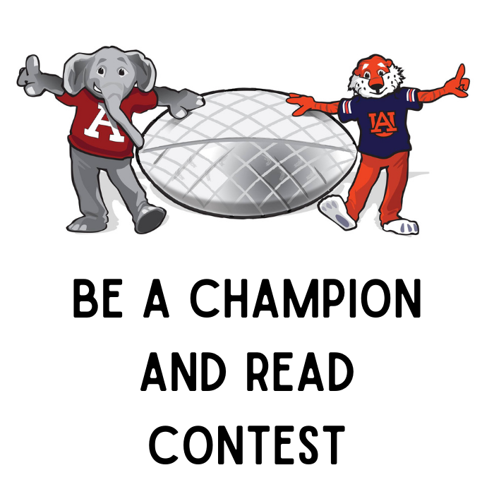 Be a Champion and Read