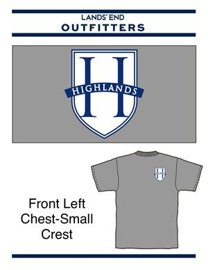 crest pocket logo