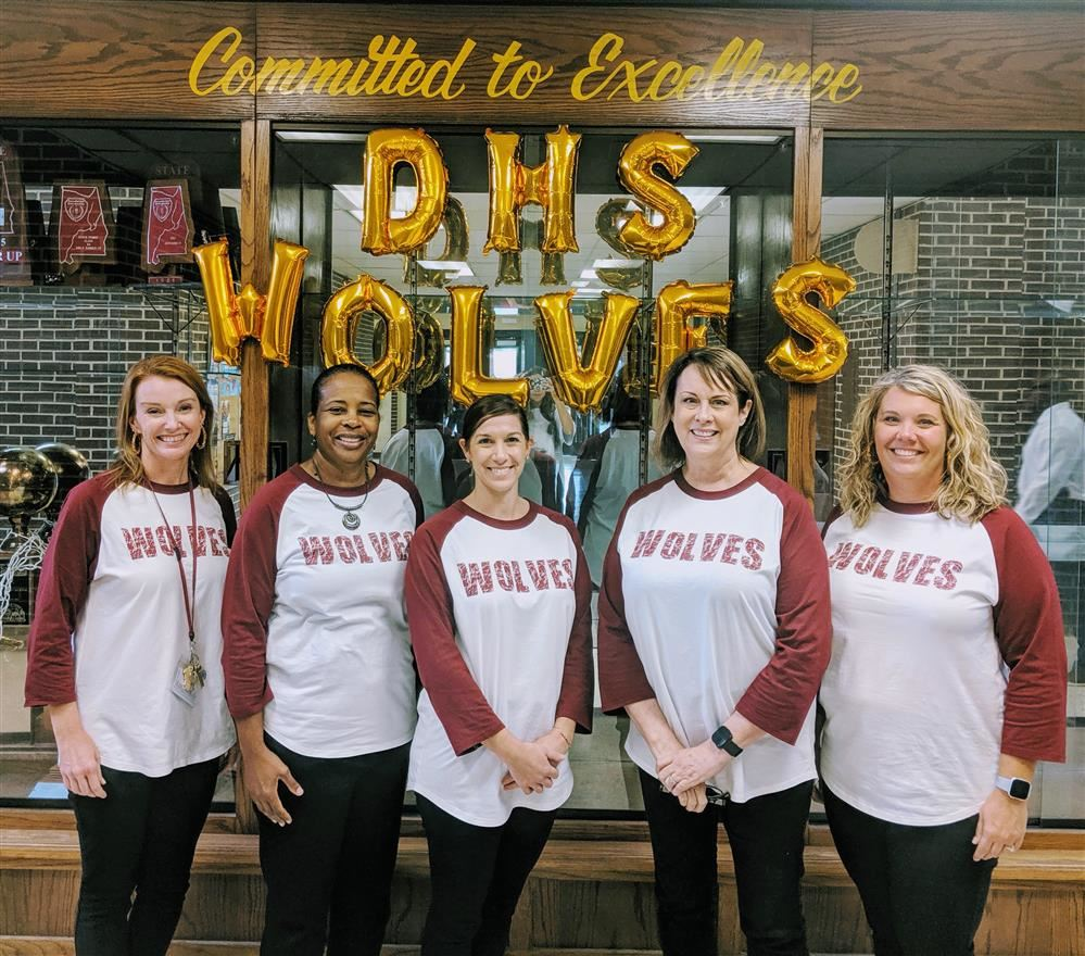 Dothan High Guidance Counselors