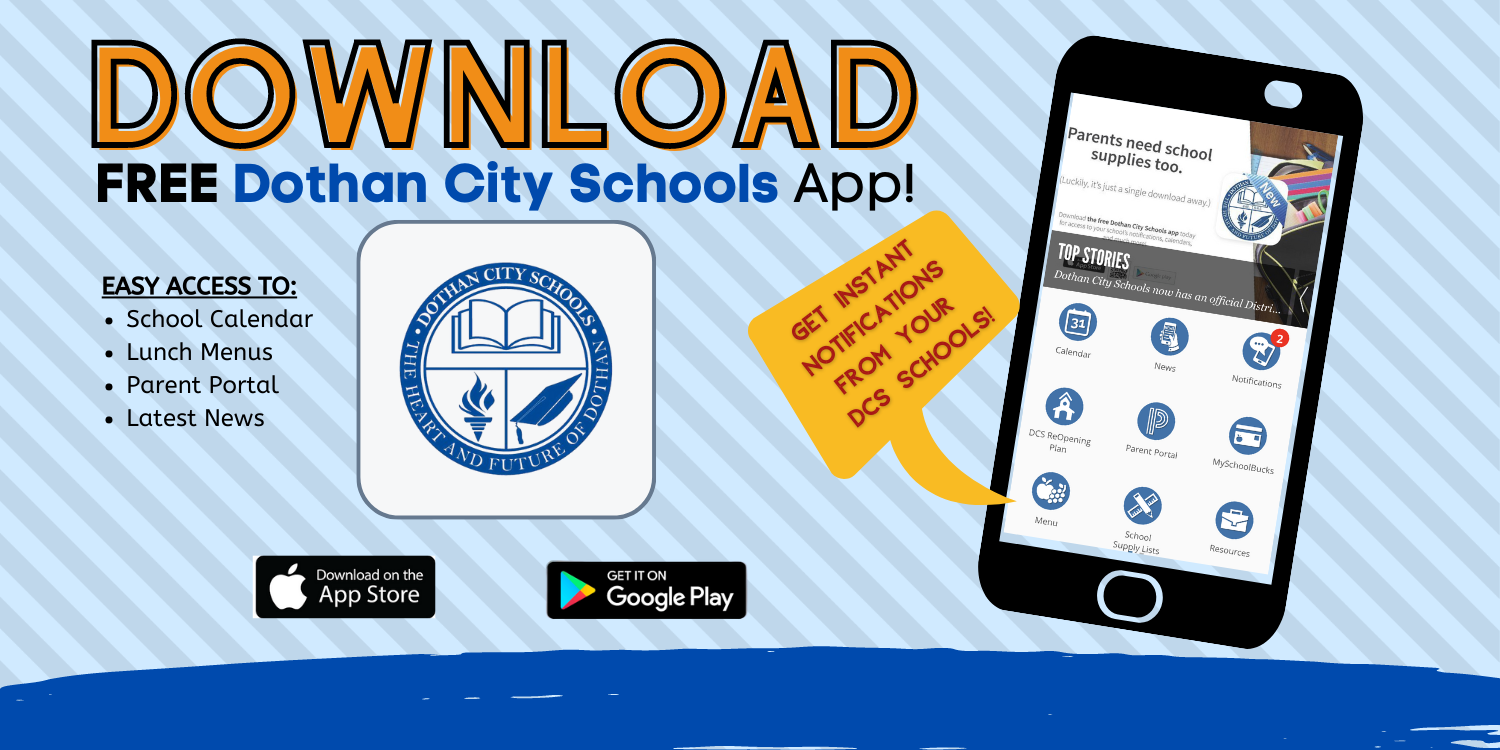 Download the DCS App!