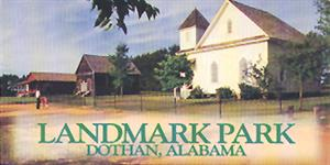 Picture of landmark park homestead