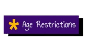 age restrictions logo