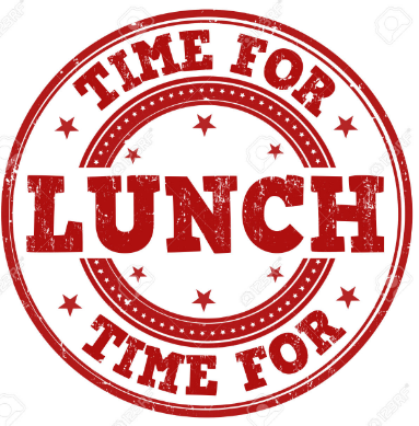 Lunch Schedule & Special Lunch Schedule