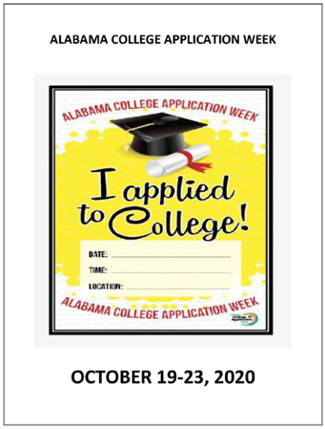Alabama Students Can Apply to College This Week Without Fees!