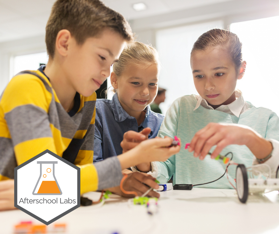 Afterschool Labs Registration Now Open