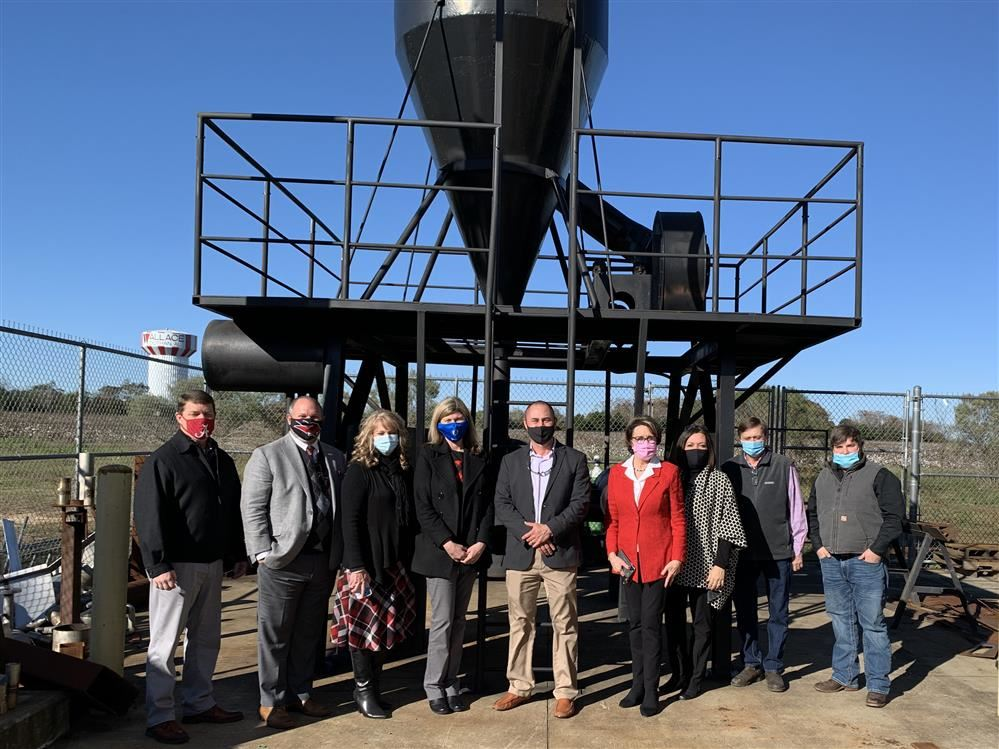 Area leaders tour Wallace-Dothan facilities