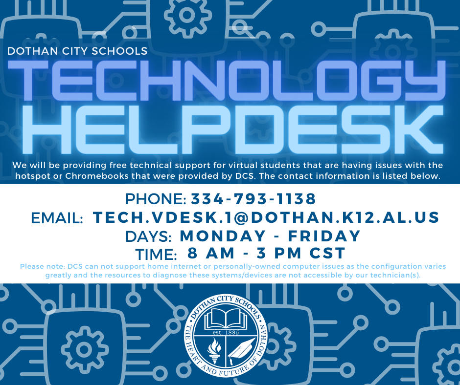Technology HelpDesk Flyer