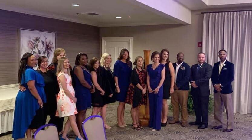 DCS Teacher of the Year Honorees