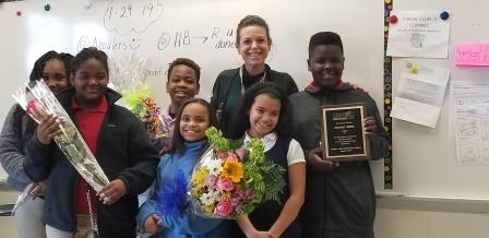 Dothan City Teacher of the Year